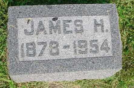 FOSTER, JAMES H. - McDonough County, Illinois   JAMES H. FOSTER - Illinois Gravestone Photos