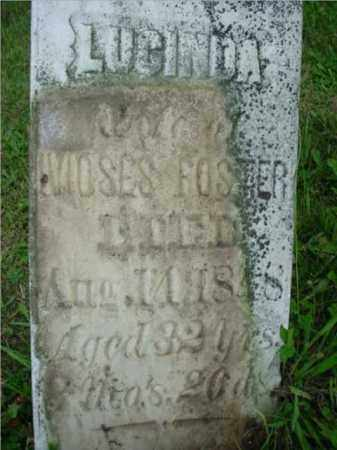 KELSO FOSTER, LUCINDA - McDonough County, Illinois | LUCINDA KELSO FOSTER - Illinois Gravestone Photos