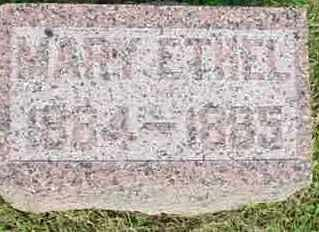FOSTER, MARY ETHEL - McDonough County, Illinois | MARY ETHEL FOSTER - Illinois Gravestone Photos