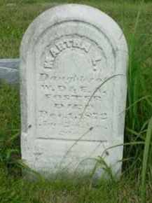 FOSTER, MARTHA L. - McDonough County, Illinois   MARTHA L. FOSTER - Illinois Gravestone Photos