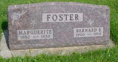 FOSTER, MARGUERITE - McDonough County, Illinois | MARGUERITE FOSTER - Illinois Gravestone Photos