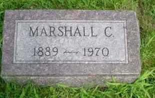 FOSTER, MARSHALL C. - McDonough County, Illinois | MARSHALL C. FOSTER - Illinois Gravestone Photos
