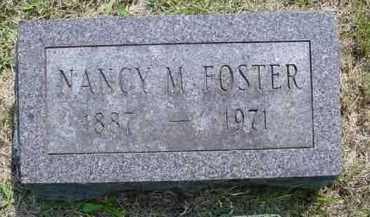 FOSTER, NANCY M. - McDonough County, Illinois | NANCY M. FOSTER - Illinois Gravestone Photos