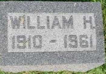 FOSTER, WILLIAM H. - McDonough County, Illinois | WILLIAM H. FOSTER - Illinois Gravestone Photos