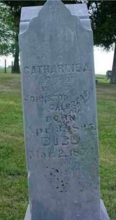 GALBREATH, CATHARINE A. - McDonough County, Illinois | CATHARINE A. GALBREATH - Illinois Gravestone Photos