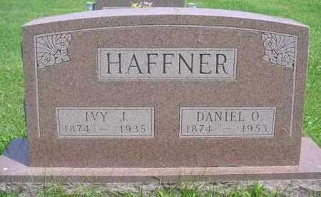 HAFFNER, DANIEL OTTO - McDonough County, Illinois | DANIEL OTTO HAFFNER - Illinois Gravestone Photos