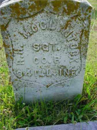 MCCLINTOCK, R.H. (RICHARD H.) - McDonough County, Illinois   R.H. (RICHARD H.) MCCLINTOCK - Illinois Gravestone Photos