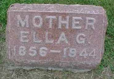 PITTENGER, ELLA G. - McDonough County, Illinois | ELLA G. PITTENGER - Illinois Gravestone Photos