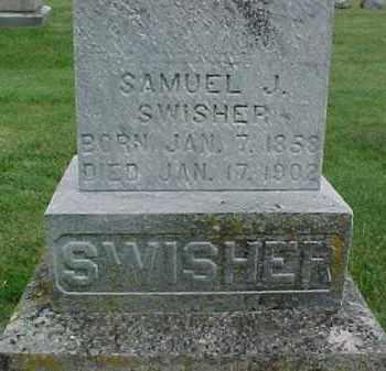SWISHER, SAMUEL J. - McDonough County, Illinois | SAMUEL J. SWISHER - Illinois Gravestone Photos