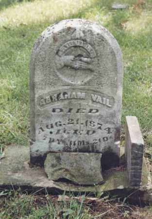 VAIL, ABRAHAM - McDonough County, Illinois   ABRAHAM VAIL - Illinois Gravestone Photos