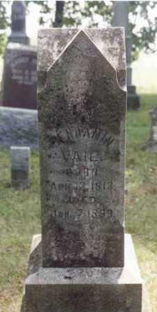 VAIL, BENJAMIN - McDonough County, Illinois   BENJAMIN VAIL - Illinois Gravestone Photos