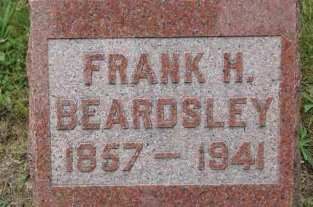BEARDSLEY, FRANK H. - McHenry County, Illinois   FRANK H. BEARDSLEY - Illinois Gravestone Photos