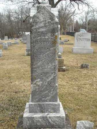 HASTINGS, C. BURNETT - McHenry County, Illinois   C. BURNETT HASTINGS - Illinois Gravestone Photos
