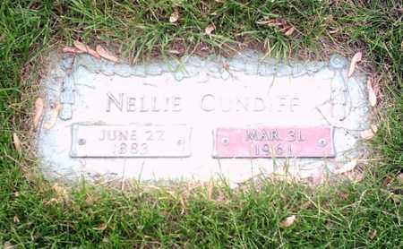CUNDIFF, NELLIE C. - McLean County, Illinois | NELLIE C. CUNDIFF - Illinois Gravestone Photos