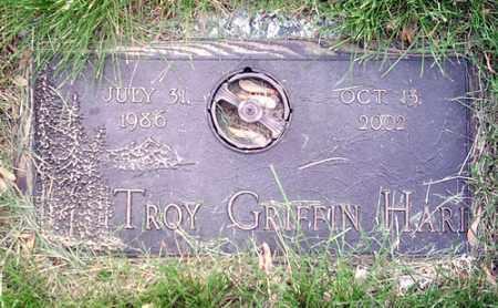 HARI, TROY - McLean County, Illinois | TROY HARI - Illinois Gravestone Photos