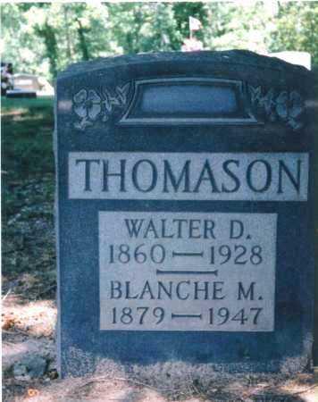 THOMASON, WALTER DELOSS - Menard County, Illinois | WALTER DELOSS THOMASON - Illinois Gravestone Photos