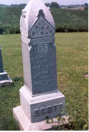 SCOTT, EVERETT OXLEY - Mercer County, Illinois | EVERETT OXLEY SCOTT - Illinois Gravestone Photos