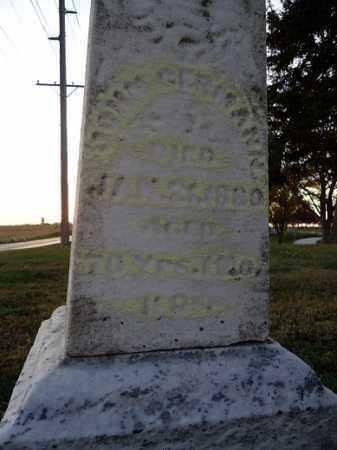 GERMANN, JOHN G - Morgan County, Illinois | JOHN G GERMANN - Illinois Gravestone Photos