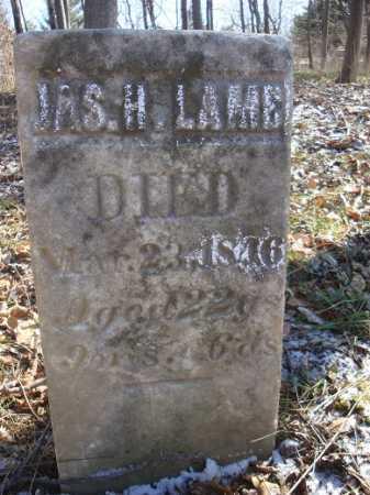LAMB, JAMES H. - Morgan County, Illinois | JAMES H. LAMB - Illinois Gravestone Photos