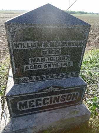 MEGGINGSON, WILLIAM R. - Morgan County, Illinois | WILLIAM R. MEGGINGSON - Illinois Gravestone Photos