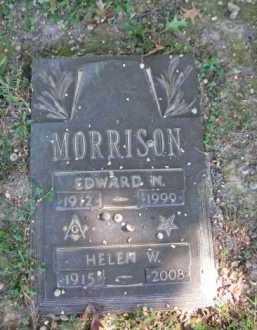 MORRISON, EDWARD N - Morgan County, Illinois   EDWARD N MORRISON - Illinois Gravestone Photos