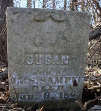 SAMPLE, SUSAN - Morgan County, Illinois   SUSAN SAMPLE - Illinois Gravestone Photos