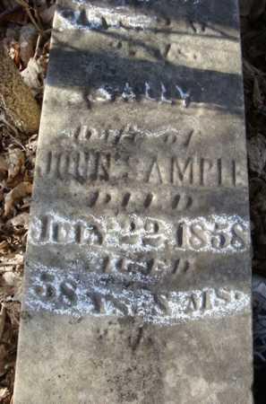 SAMPLE, SALLY - Morgan County, Illinois | SALLY SAMPLE - Illinois Gravestone Photos