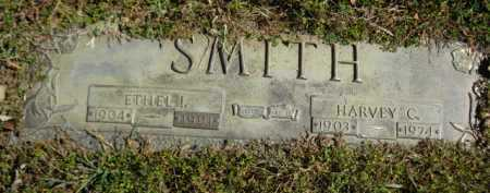 SMITH, ETHEL I - Morgan County, Illinois | ETHEL I SMITH - Illinois Gravestone Photos