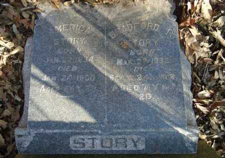 ANGELO STORY, AMERICA - Morgan County, Illinois | AMERICA ANGELO STORY - Illinois Gravestone Photos