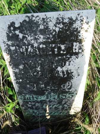STRAWN, ELIZABETH - Morgan County, Illinois | ELIZABETH STRAWN - Illinois Gravestone Photos