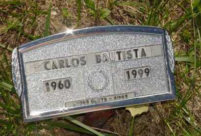 BAUTISTA, CARLOS - Ogle County, Illinois   CARLOS BAUTISTA - Illinois Gravestone Photos