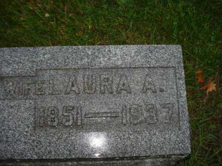 BROWN, LAURA A. - Ogle County, Illinois | LAURA A. BROWN - Illinois Gravestone Photos