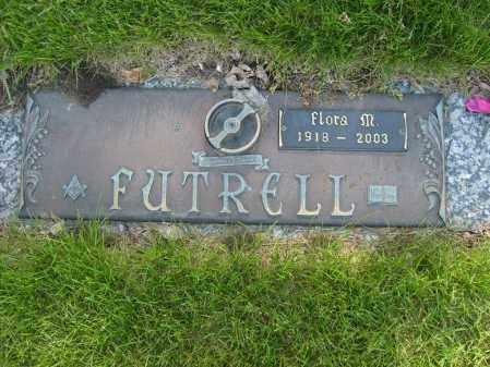 FUTRELL, FLORA M - Ogle County, Illinois | FLORA M FUTRELL - Illinois Gravestone Photos