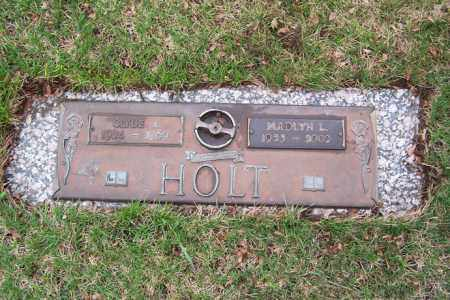 HOLT, CLYDE H - Ogle County, Illinois | CLYDE H HOLT - Illinois Gravestone Photos