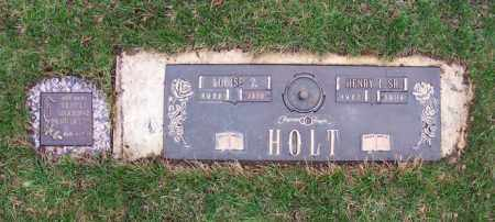 HOLT, LOUISE THELMA - Ogle County, Illinois | LOUISE THELMA HOLT - Illinois Gravestone Photos