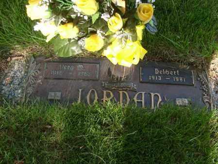 JORDAN, VERA M - Ogle County, Illinois | VERA M JORDAN - Illinois Gravestone Photos