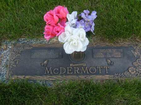 MCDERMOTT, ALTA M - Ogle County, Illinois | ALTA M MCDERMOTT - Illinois Gravestone Photos