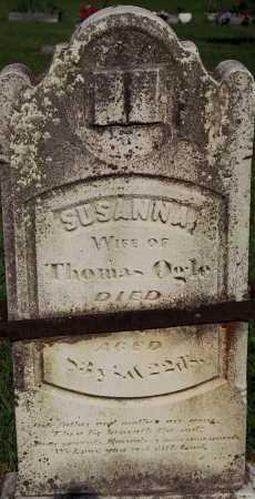YOUNG OGLE, SUSANNA - Ogle County, Illinois | SUSANNA YOUNG OGLE - Illinois Gravestone Photos