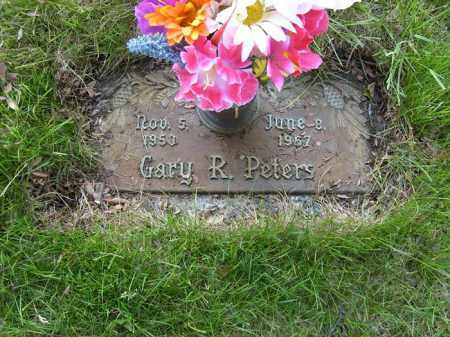 PETERS, GARY R - Ogle County, Illinois | GARY R PETERS - Illinois Gravestone Photos