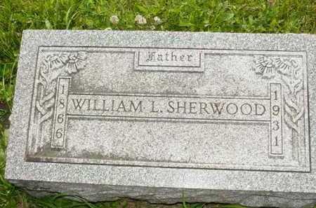 SHERWOOD, WILLIAM L. - Ogle County, Illinois   WILLIAM L. SHERWOOD - Illinois Gravestone Photos