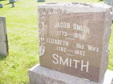 SMITH, ELIZABETH - Ogle County, Illinois | ELIZABETH SMITH - Illinois Gravestone Photos
