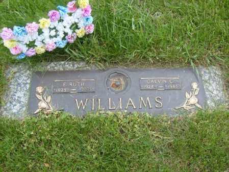WILLIAMS, E RUTH - Ogle County, Illinois | E RUTH WILLIAMS - Illinois Gravestone Photos