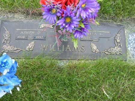 WILLIAMS, JOSEPH D - Ogle County, Illinois   JOSEPH D WILLIAMS - Illinois Gravestone Photos