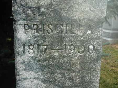 TURBETT BROOKS, PRISCILLA - Peoria County, Illinois | PRISCILLA TURBETT BROOKS - Illinois Gravestone Photos