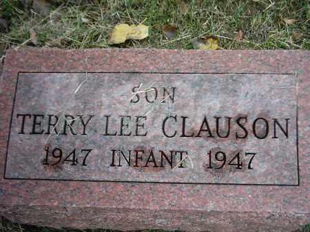 CLAUSON, TERRY LEE - Peoria County, Illinois   TERRY LEE CLAUSON - Illinois Gravestone Photos