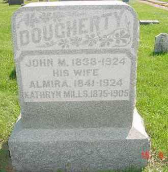 MILLS, KATHRYN - Peoria County, Illinois | KATHRYN MILLS - Illinois Gravestone Photos
