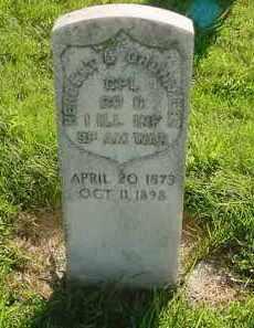 GRONINGER, HERBERT P. - Peoria County, Illinois | HERBERT P. GRONINGER - Illinois Gravestone Photos