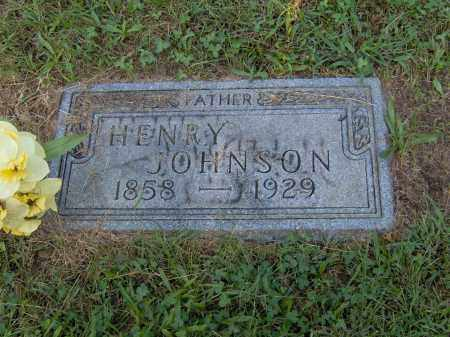 JOHNSON, HENRY - Peoria County, Illinois | HENRY JOHNSON - Illinois Gravestone Photos