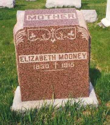 BAGGS MOONEY, ELIZABETH - Peoria County, Illinois | ELIZABETH BAGGS MOONEY - Illinois Gravestone Photos
