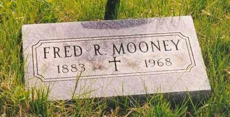 MOONEY, FRED R. - Peoria County, Illinois | FRED R. MOONEY - Illinois Gravestone Photos